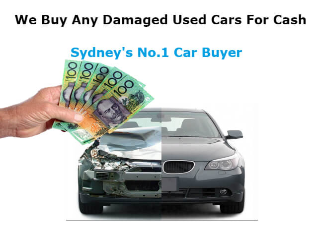 Sell Cars For Cash in Sydney
