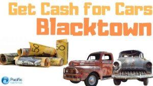 Cash for cars Blacktown